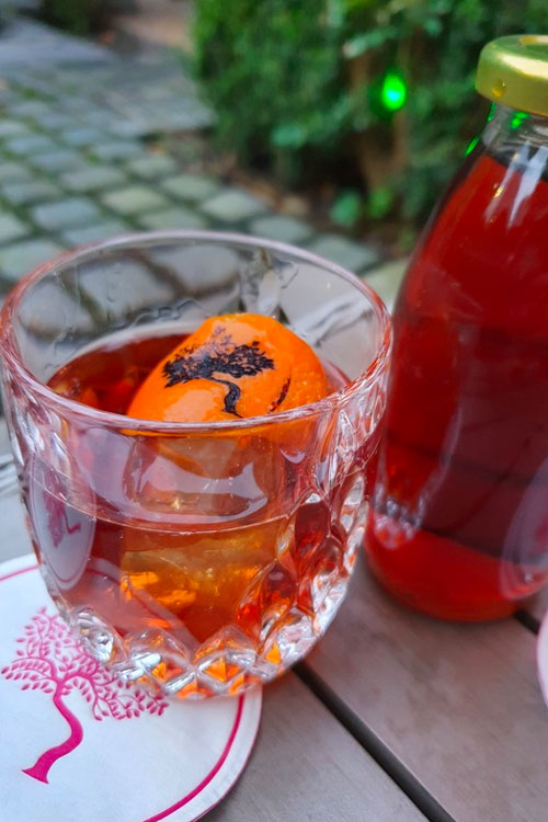 NEW! MULBERRY OLD FASHIONED