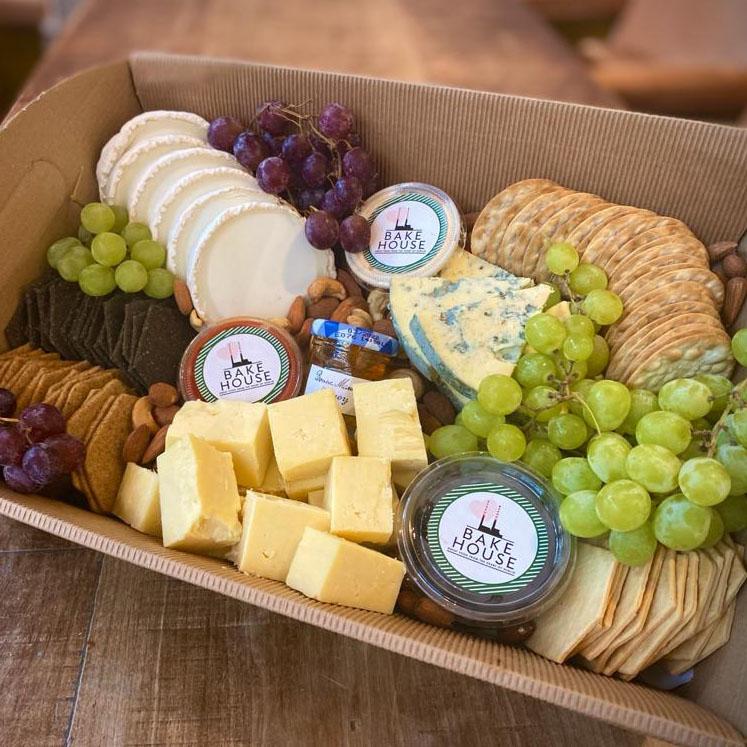 Cheese Grazing Tray