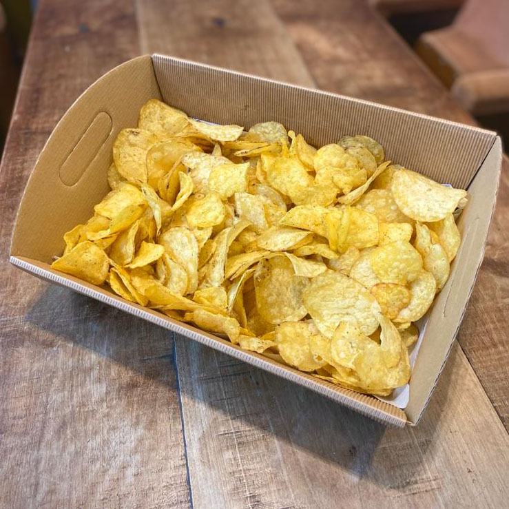 Crisp Box  (€2 per person)